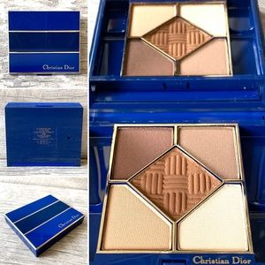 NWOB Christian Dior 5 Color Eyeshadow Pallete 710